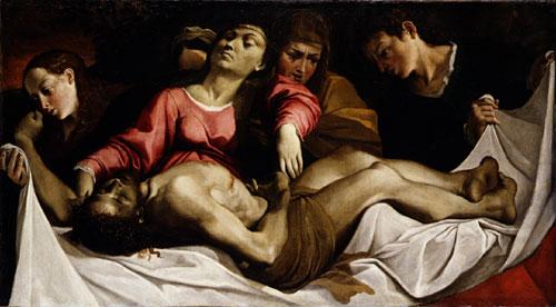 The Lamentation ca 1582 | Ludovico Carracci | Oil Painting