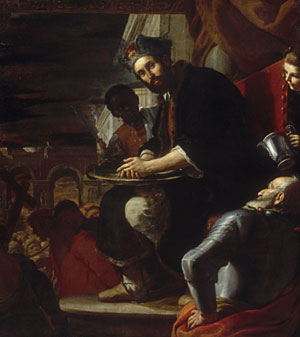 Pilate Washing His Hands 1663 | Mattia Preti | Oil Painting