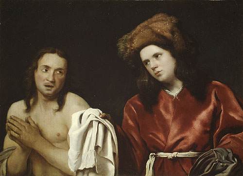 Clothing the Naked ca 1661 | Michiel Sweerts | Oil Painting