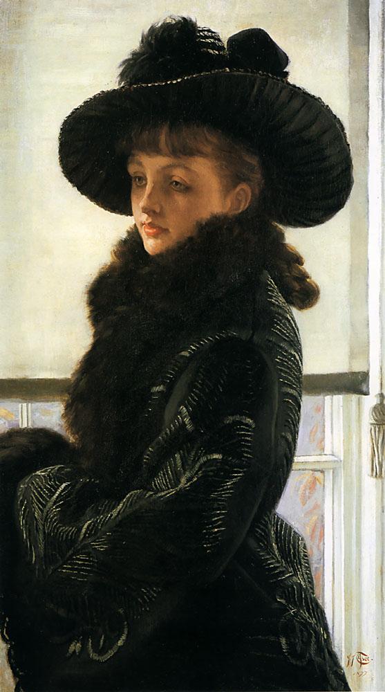 Mavourneen | Jacques Joseph Tissot | Oil Painting