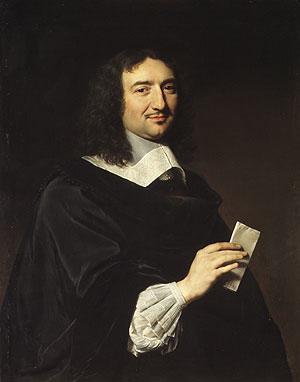 Jean Baptiste Colbert 1655 | Philippe de Champaigne | Oil Painting