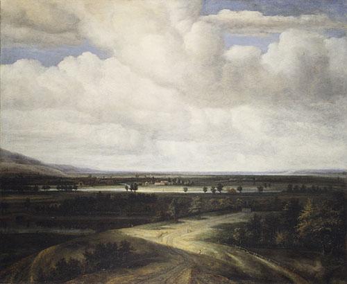 Landscape 1649 | Philips Koninck | Oil Painting