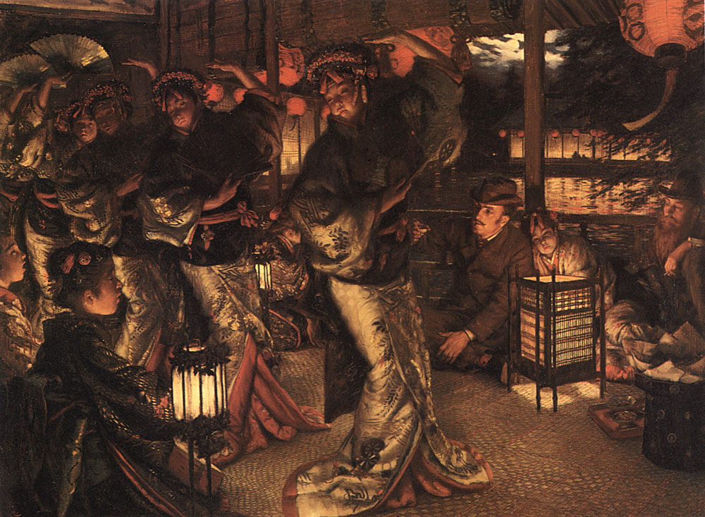 The Prodigal Son In Foreign Climes | Jacques Joseph Tissot | Oil Painting