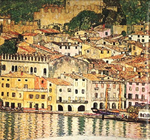Malcesine on Lake Garda 1913
