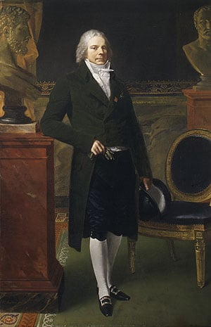 Charles Maurice de Talleyrand Pigord | Pierre Paul Prudhon | Oil Painting