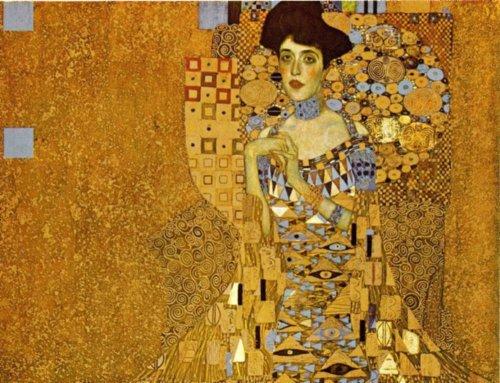 Adele Bloch-Bauer Detail 1907