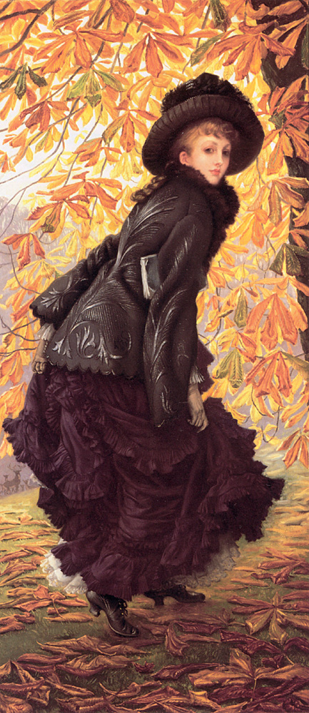 October | Jacques Joseph Tissot | Oil Painting