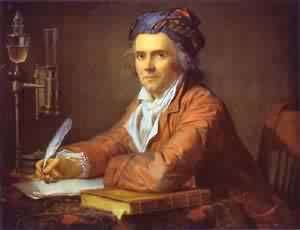 Portrait Of Doctor Alphonse Leroy 1783 | Jacques-Louis David | Oil Painting