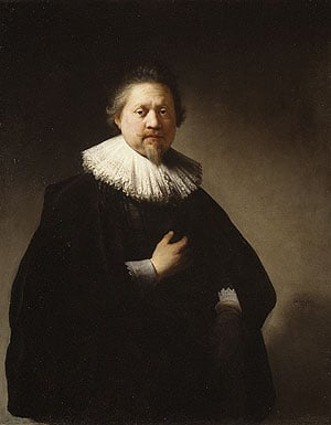 Portrait of a Man 1632 2 | Rembrandt | Oil Painting