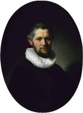 Portrait of a Man 1632 | Rembrandt | Oil Painting
