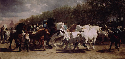 The Horse Fair | Rosa Bonheur | Oil Painting