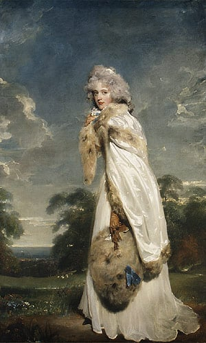 Elizabeth Farren Later Countess of Derby | Sir Thomas Lawrence | Oil Painting