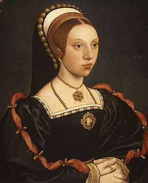 Portrait of a Young Woman | Style of Hans Holbein the Younger | Oil Painting