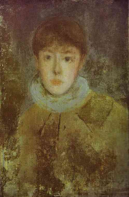 Maud Franklin 1875 | James Abbott McNeill Whistler | Oil Painting