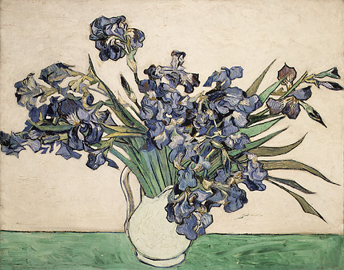 Irises 1890 | Vincent van Gogh | Oil Painting
