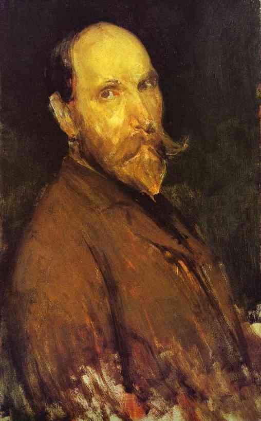 Portrait Of Charles Lang Freer 1902 | James Abbott McNeill Whistler | Oil Painting