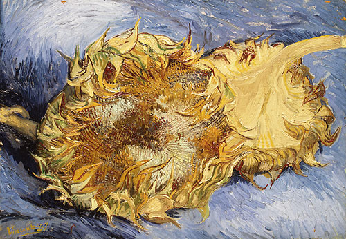 Sunflowers 1887 | Vincent van Gogh | Oil Painting