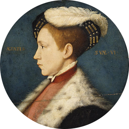 Edward VI When Duke of Cornwall | Workshop of Hans Holbein the Younger | Oil Painting