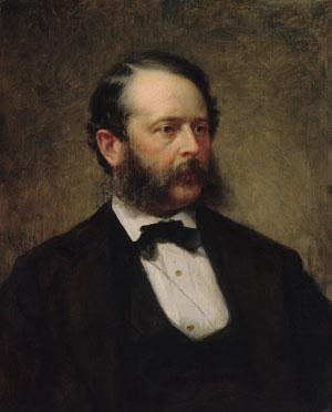 John F Kensett 1875   eorge Augustus Baker Jr   Oil Painting