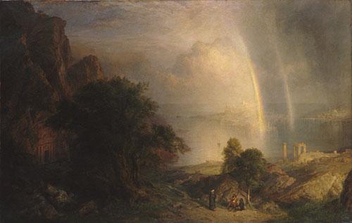 The Aegean Sea 1877 | Frederic Edwin Church | Oil Painting