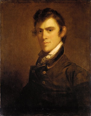 John Grimes 1824 | Matthew Harris Jouett | Oil Painting