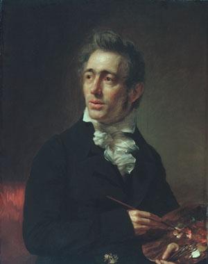 Self portrait 1815 | Samuel Lovett Waldo | Oil Painting