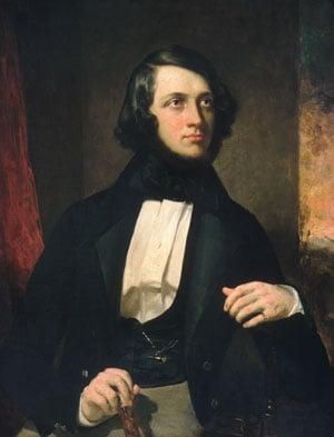 Alexander Van Rensselaer 1837 | George P A Healy | Oil Painting