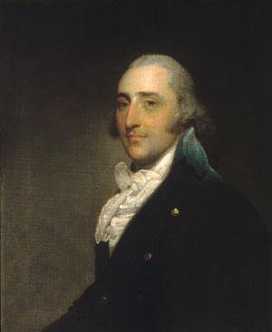 Charles Lee or Gentleman of the Lee Family 1794 | Gilbert Stuart | Oil Painting