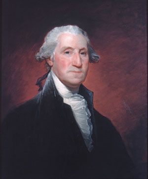 George Washington 1798 | Gilbert Stuart | Oil Painting