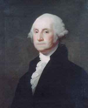George Washington 1803 | Gilbert Stuart | Oil Painting
