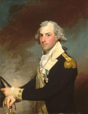 Matthew Clarkson 1794 | Gilbert Stuart | Oil Painting