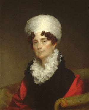 Mrs Andrew Sigourney 1820 | Gilbert Stuart | Oil Painting