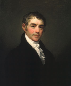 William Eustis 1806 | Gilbert Stuart | Oil Painting