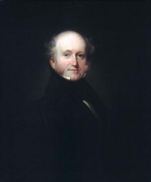 Martin Van Buren 1837 | Henry Inman | Oil Painting
