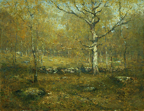 Spring Woods | Henry Ward Ranger | Oil Painting
