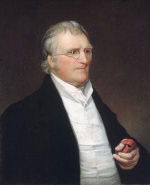 Samuel Humes 1825 | Jacob Eichholtz | Oil Painting