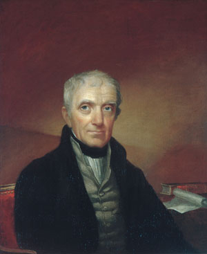 Christopher Colles 1812 | James Frothingham | Oil Painting