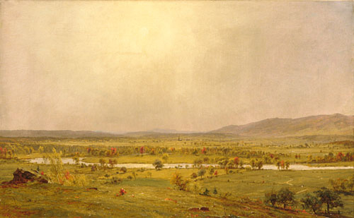 Pompton Plains New Jersey 1867 | Jasper Francis Cropsey | Oil Painting