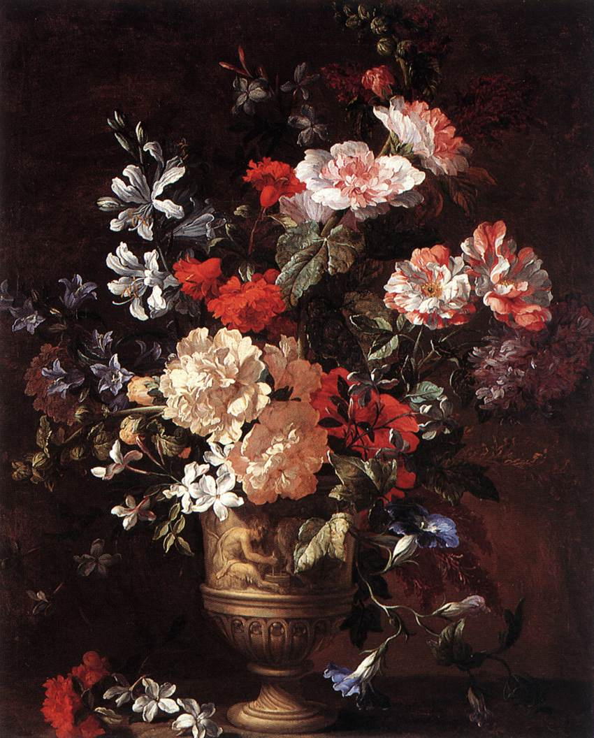 Flower Piece 2 | Jan-Baptist Bosschaert | Oil Painting