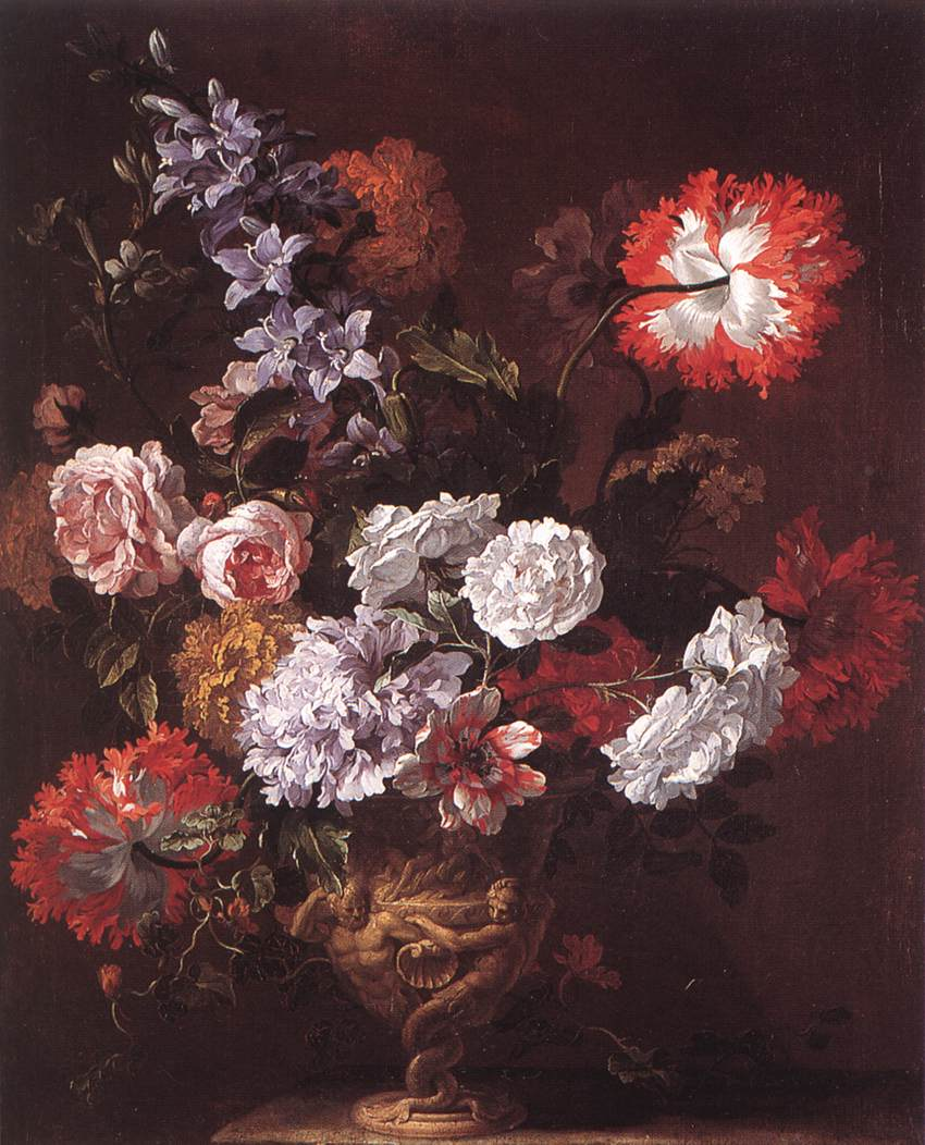 Flower Piece | Jan-Baptist Bosschaert | Oil Painting