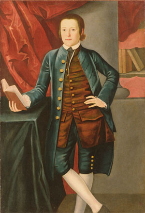 Boy of the Crossfield Family 1766 | John Durand | Oil Painting
