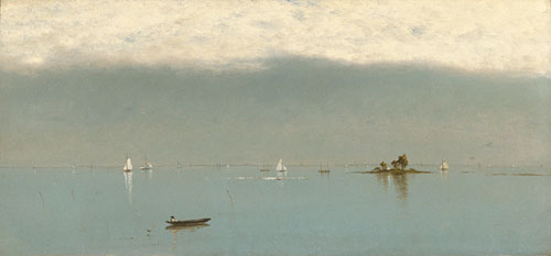 Passing off of the Storm 1872 | John F Kensett | Oil Painting