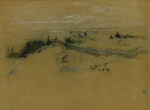 Landscape After 1890 | John Henry Twachtman | Oil Painting