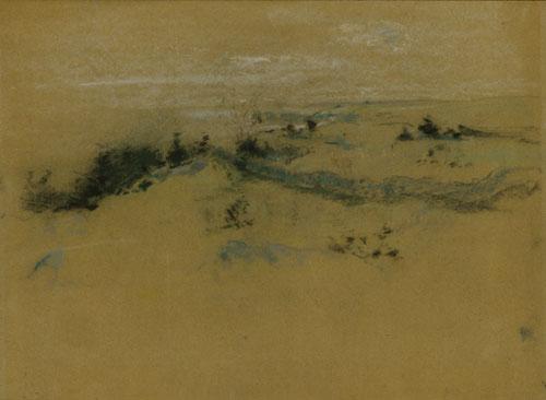 Landscape After 1890 | John Henry Twachtman | Oil Painting