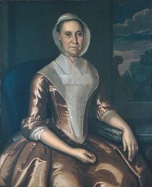 Mrs Richard Galloway 1764 | John Hesselius | Oil Painting