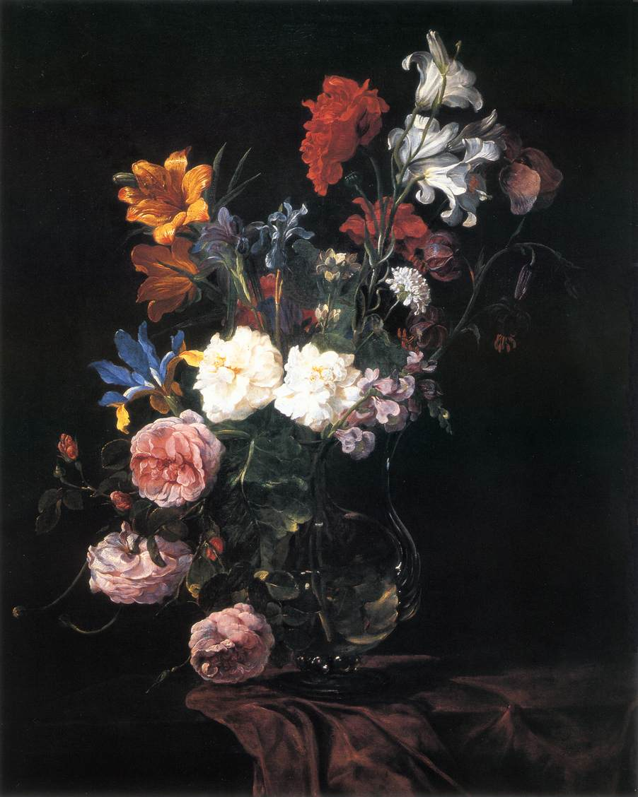 Vase Of Flowers | Jan Fyt | Oil Painting
