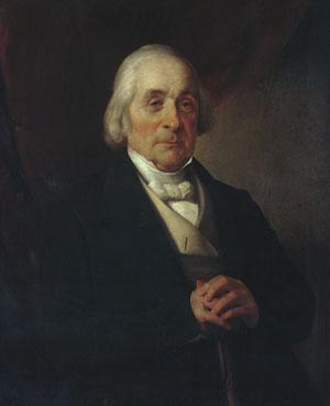 John Walsh 1840   John Neagle   Oil Painting