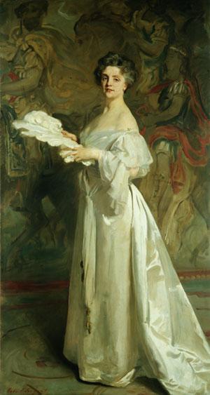 Ada Rehan | John Singer Sargent | Oil Painting