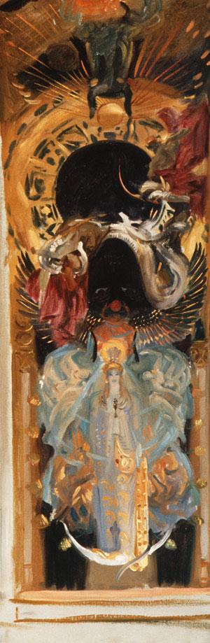 Astarte | John Singer Sargent | Oil Painting