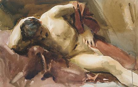 Italian Model After 1900 | John Singer Sargent | Oil Painting